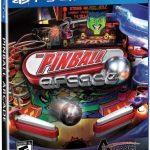 PS4で遊べる、ピンボールゲーム・ピンボールアーケードゲーム